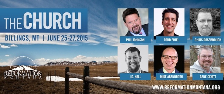 RedGraceMedia Interviews JD Hall at the Shepherds Conference: Theonomy Debate
